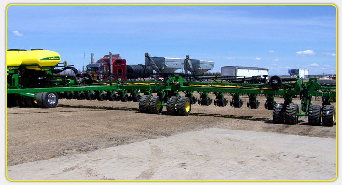 new planter deere planters implement planting agriculture john caroline equipment
